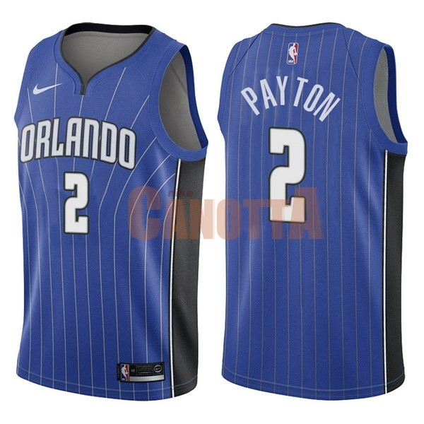 Replica Maglia NBA Nike Orlando Magic NO.2 Elfrid Payton Blu Icon