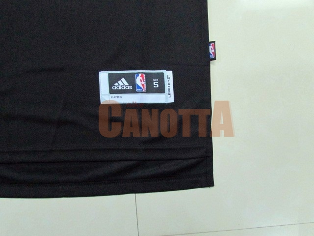Replica Maglia NBA USA Flag Special Edition NO.7 Antmony Nero
