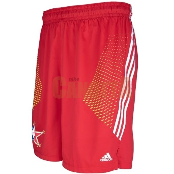Replica Pantaloni Basket 2014 All Star Rosso