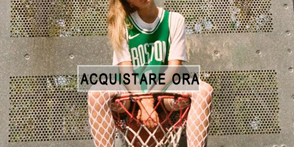 Replica Maglia NBA Donna Boston Celtics